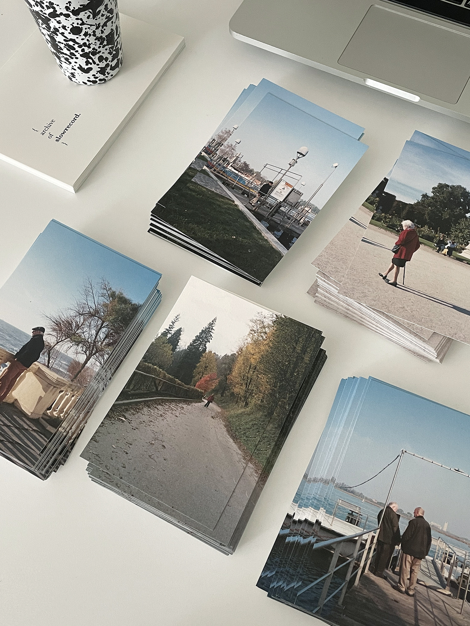 POSTCARD set #people